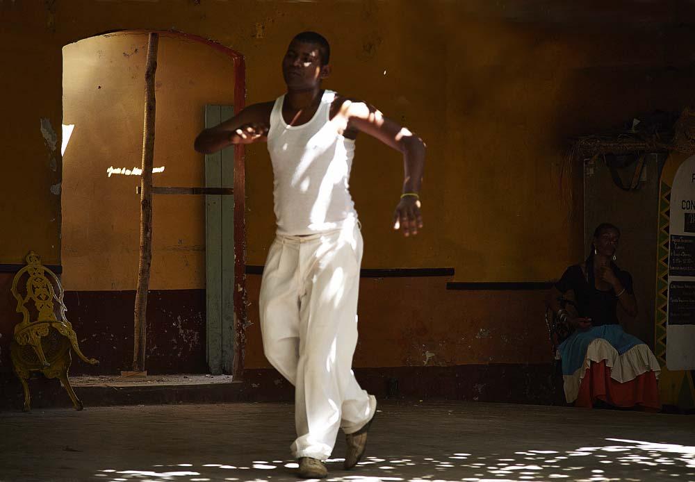 Dancer John Mason